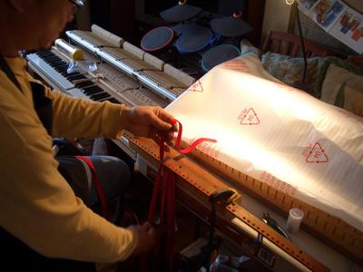 斯坦劳莱斯钢琴制作工艺过程